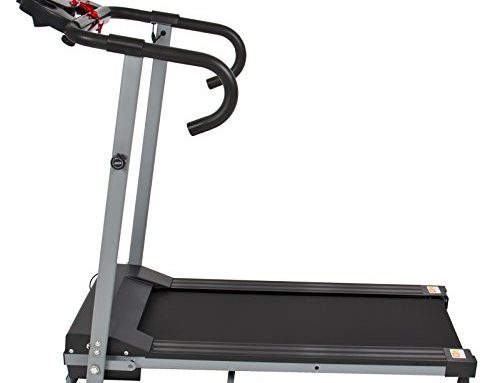 Abexceed 500W Portable Folding Electric Motorised Treadmill Review