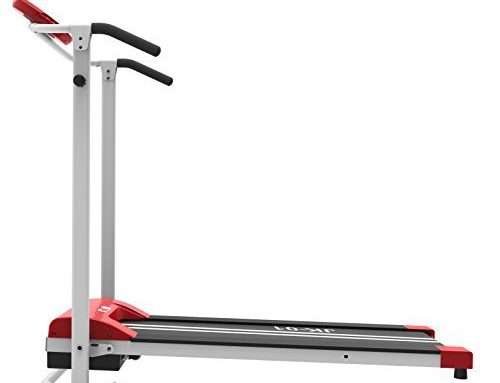 F4H Best Value Treadmill JK01 Review