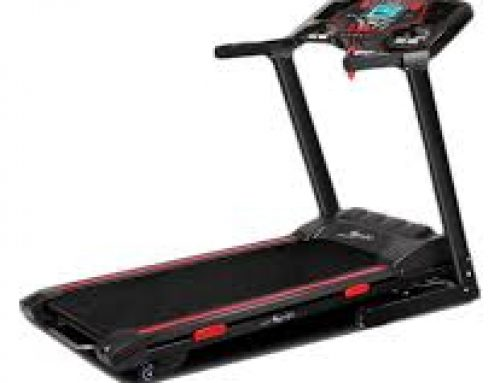 Olympic Motorized Folding Treadmill Review
