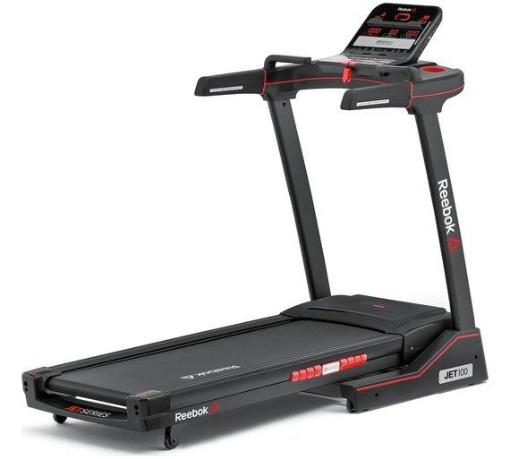 Reebok Jet 100 Treadmill – REVIEW +