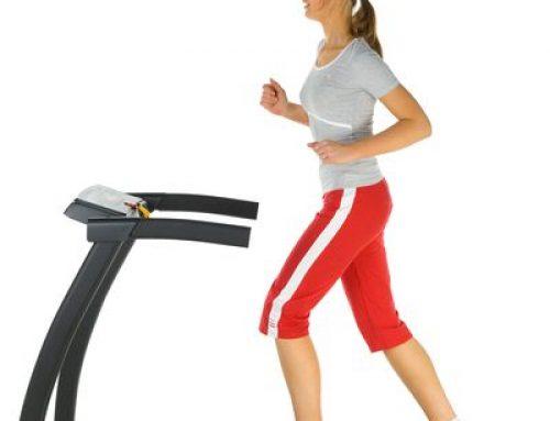 Exercise Tips For Treadmill Walking