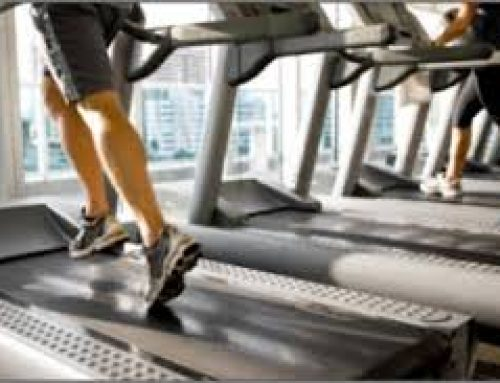 Use a Treadmill For Interval Training